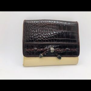 Brighton Leather Wallet. Very Good used condition